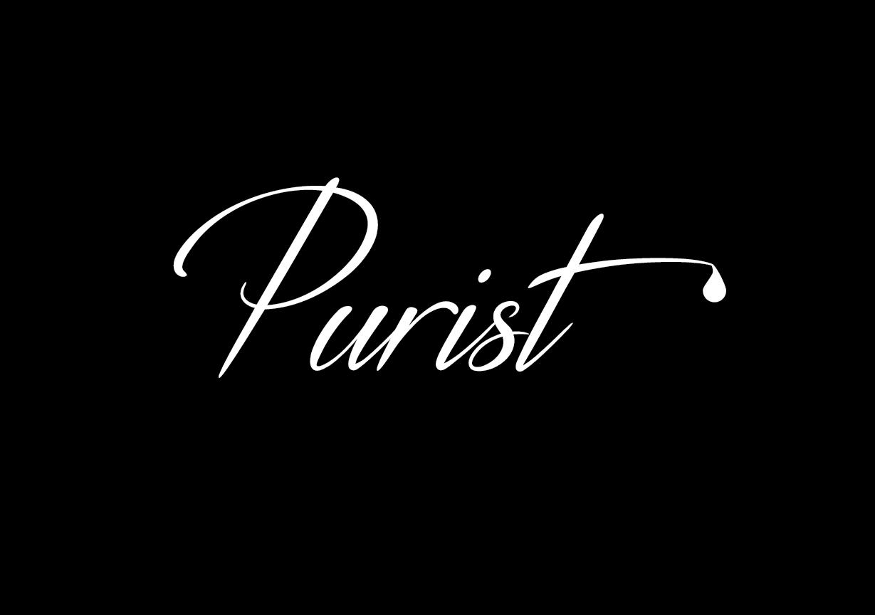 Purist Logo Recreation